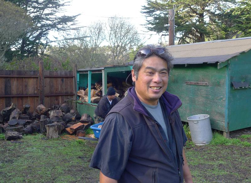 Tim Lum, Range Captain