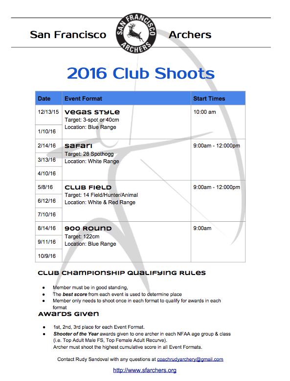 2016-club shoots