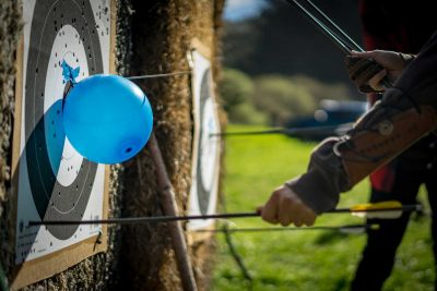 Archery Outreach Balloons