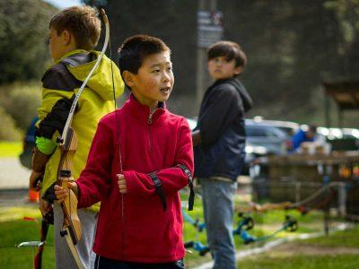 Archery Outreach Kids